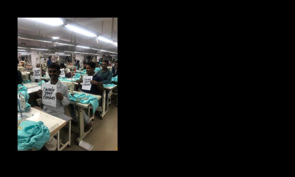 Fabrication sacs en coton en Inde